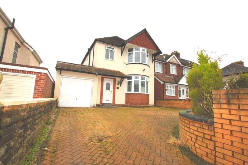 3 Bedrooms Detached House for sale in Wells Road, Wolverhampton