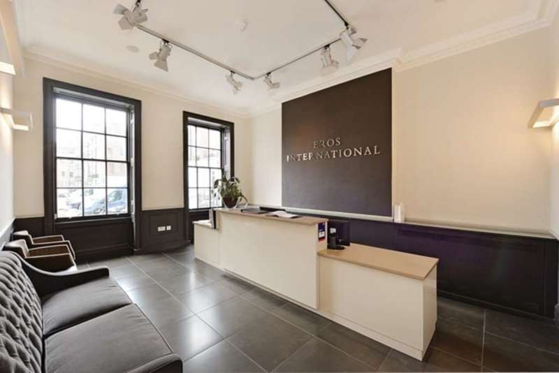 5 Bedrooms Commercial Property for sale in Manchester Square, Marylebone