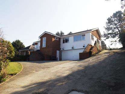 4 Bedrooms Detached House for sale in Pen Y Bryn Road, Colwyn Bay, Conwy, LL29
