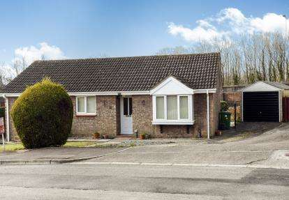 3 Bedrooms Bungalow for sale in Alderwood Close, St. Mellons, Cardiff, Wales