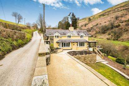 3 Bedrooms Detached House for sale in Tregeiriog, Llangollen, Wrexham, Wrecsam, LL20