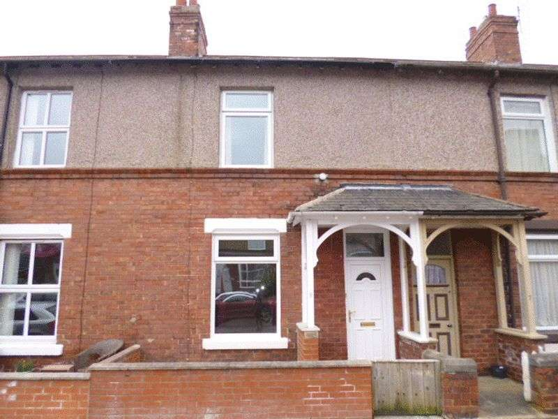 2 Bedrooms Terraced House for sale in Cedar Road, Bishop Auckland