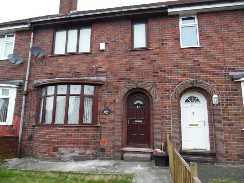 3 Bedrooms Town House for sale in Higher House Close, Chadderton