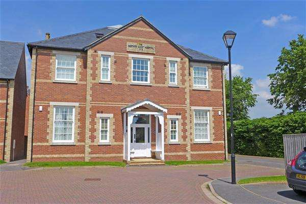 2 Bedrooms Apartment Flat for sale in Casterbridge Place, Templecombe