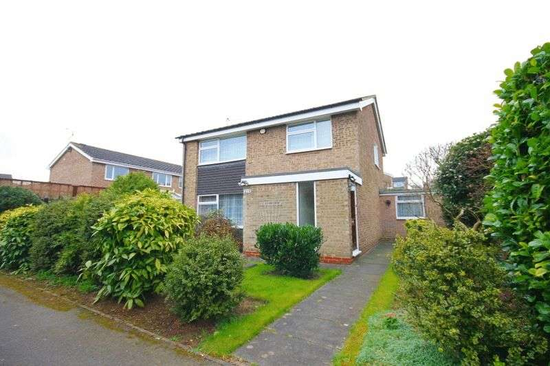3 Bedrooms Detached House for sale in UTTOXETER ROAD, MICKLEOVER
