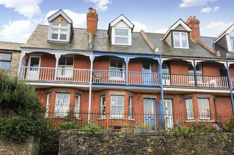 4 Bedrooms Terraced House for sale in Swanage Town Centre