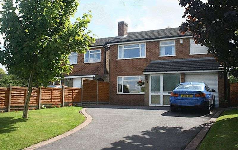 4 Bedrooms Detached House for sale in Main Road, Upton