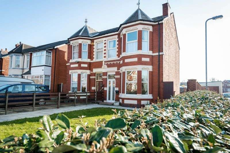 3 Bedrooms Semi Detached House for sale in Sussex Road, Southport