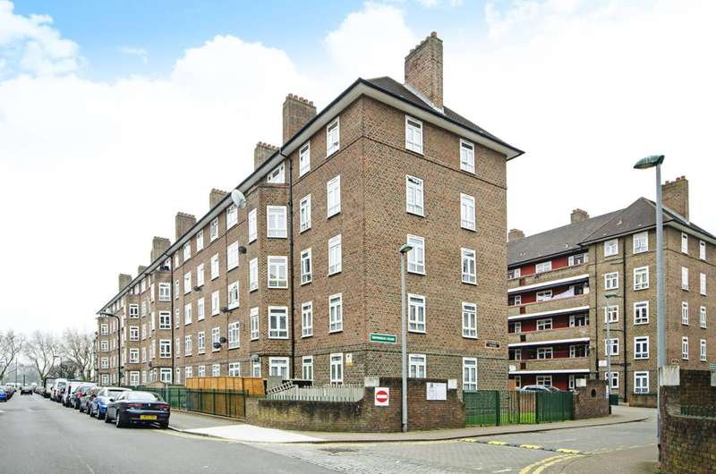 2 Bedrooms Flat for sale in Homerton Road, Hackney, E9