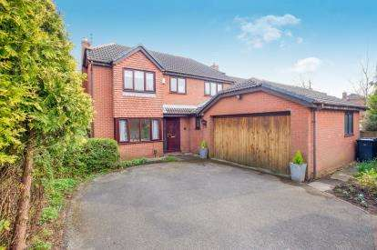 4 Bedrooms Detached House for sale in Sandybrook Close, Fulwood, Preston, Lancashire