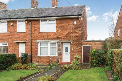 2 Bedrooms Terraced House for sale in Critchley Road, Liverpool, Merseyside, Uk, L24