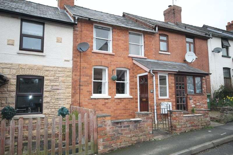 2 Bedrooms Terraced House for sale in Bromyard