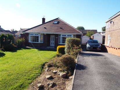 3 Bedrooms Bungalow for sale in Field Lane, Upton, Pontefract, West Yorkshire