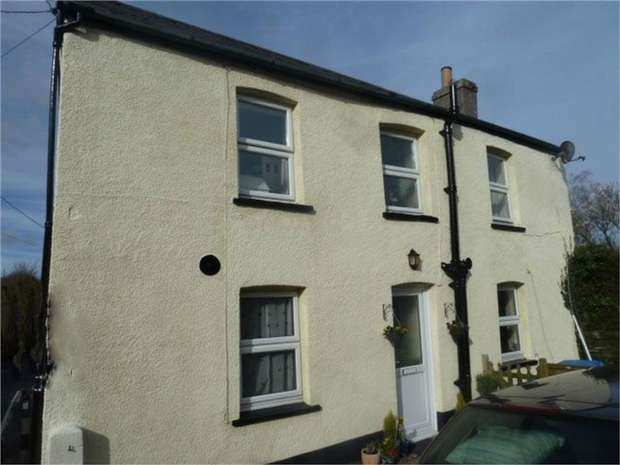 2 Bedrooms Detached House for sale in Willow Villa, South Petherwin, Launceston, Cornwall
