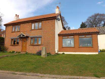4 Bedrooms Detached House for sale in White Pit Way, Swaby, Alford, Lincolnshire