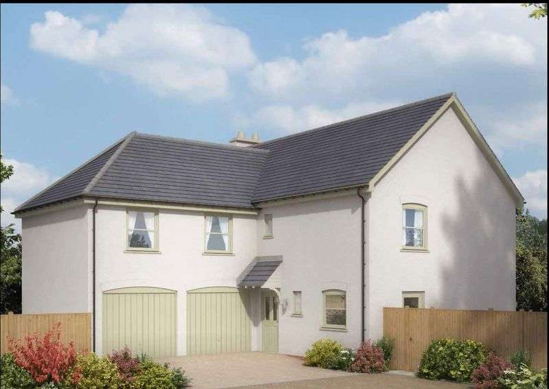 4 Bedrooms Detached House for sale in Plot 3 The Eliot, The Orchard, Staunton, GL16 8PA