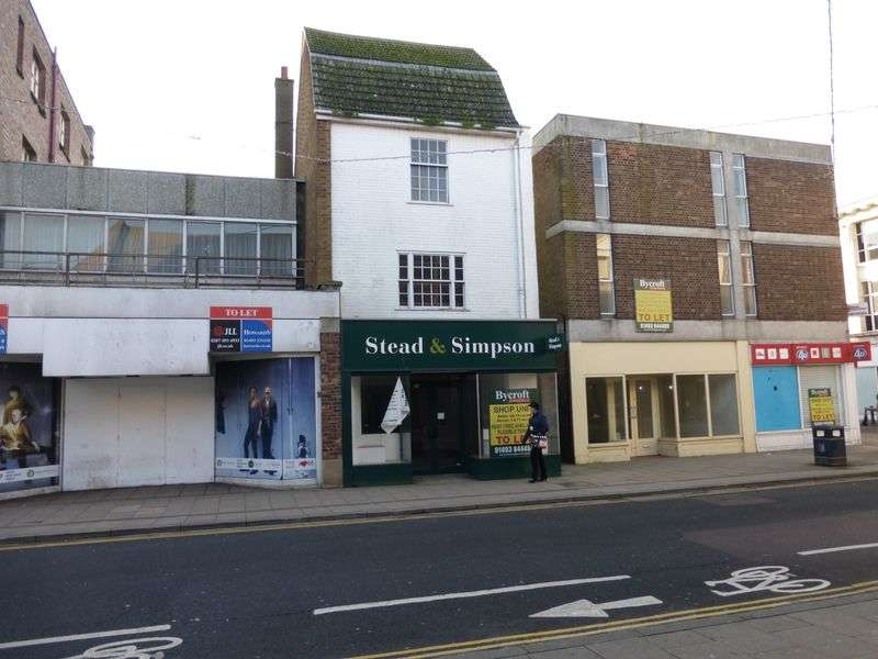 Property for sale in King Street, Great Yarmouth