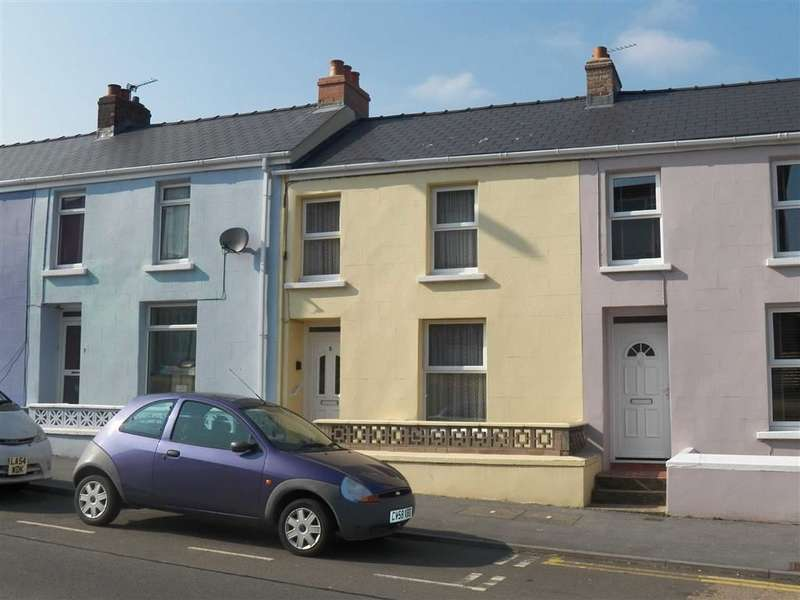 2 Bedrooms Property for sale in Milford Road, Haverfordwest