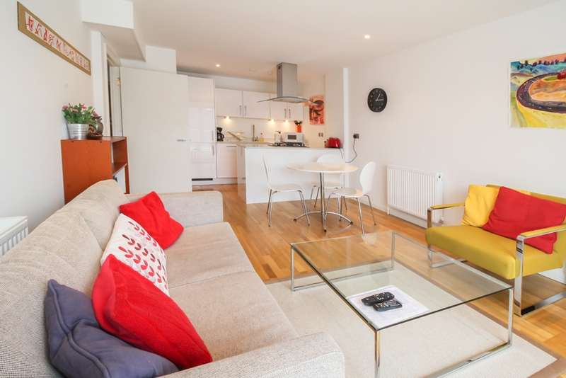 1 Bedroom Apartment Flat for sale in Calvin Street, London, London, E1