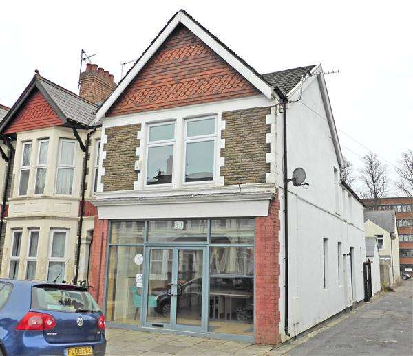 2 Bedrooms Commercial Property for sale in CANADA ROAD, HEATH/GABALFA, CARDIFF