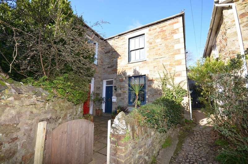 4 Bedrooms Semi Detached House for sale in Churchtown, St Agnes, Cornwall
