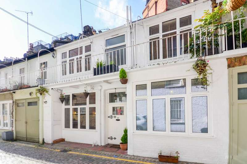 2 Bedrooms Mews House for sale in Dove Mews, South Kensington, SW5