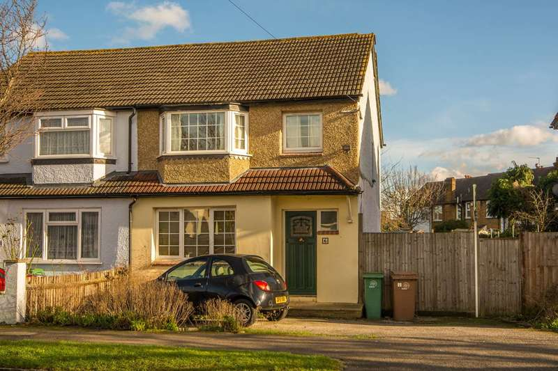 3 Bedrooms House for sale in Orchard Way, Sutton, SM1
