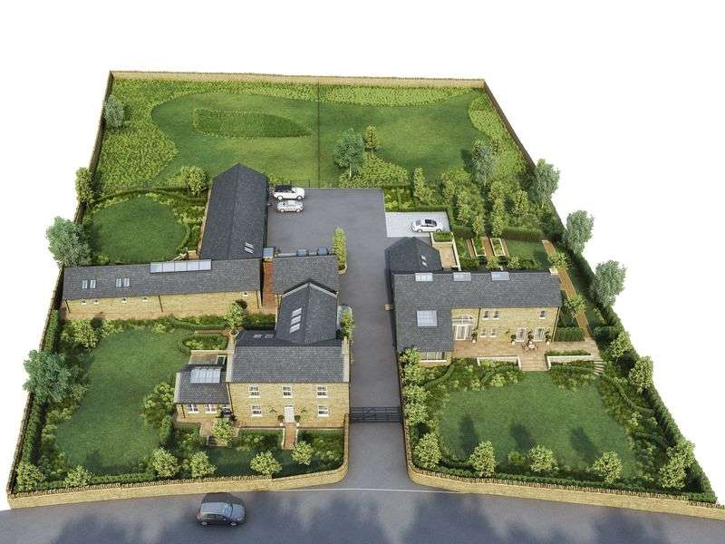 4 Bedrooms Property for sale in Dransfield Hill Farm, Liley Lane, Near Upper Hopton