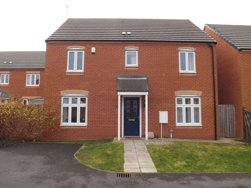 4 Bedrooms Detached House for sale in Hillway, Ingleby Barwick