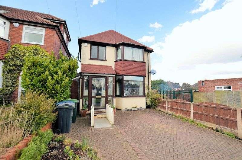 3 Bedrooms Detached House for sale in Kingsway, Oldbury