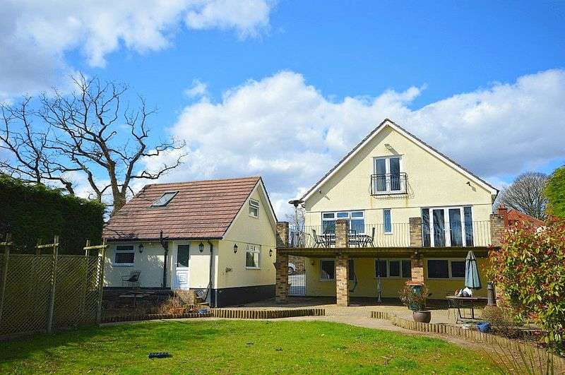 6 Bedrooms Detached House for sale in Malpas Road, Newport