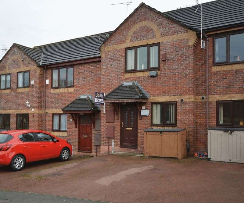 2 Bedrooms House for sale in Mayfield Mews, Crewe