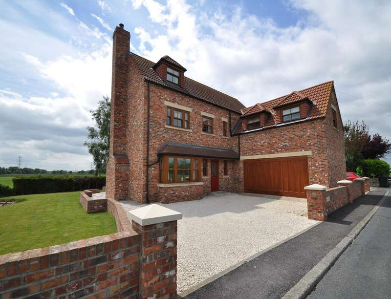 6 Bedrooms Detached House for sale in Pebble Hall ., Long Drax, Selby, YO8