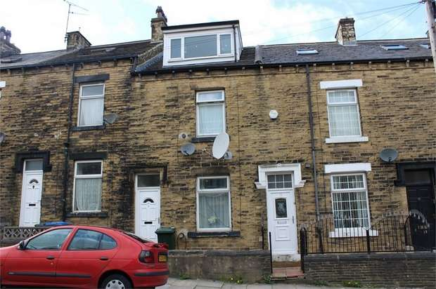 4 Bedrooms Terraced House for sale in Bempton Place, Bradford, West Yorkshire