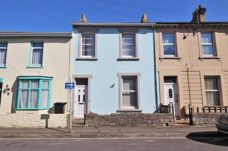 4 Bedrooms Terraced House for sale in Alma Street, Weston-Super-Mare