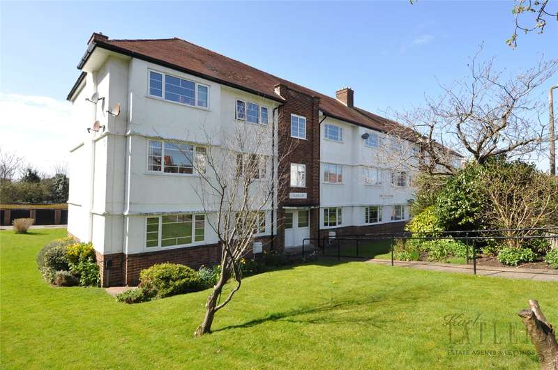 2 Bedrooms Flat for sale in Ludlow Drive, West Kirby, Wirral