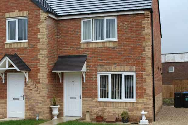 2 Bedrooms Semi Detached House for sale in Middlebeck Close, Middlesbrough, TS3 8RG