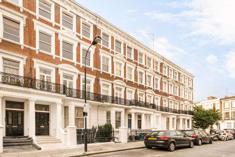 2 Bedrooms Maisonette Flat for sale in Maclise Road, Brook Green, W14