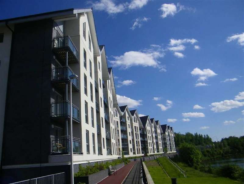 2 Bedrooms Flat for sale in Prince Apartments, Copper Quarter, Pentrechwyth