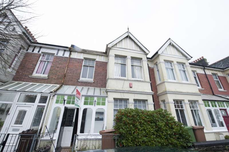4 Bedrooms Terraced House for sale in College Avenue, Plymouth, Devon, PL4