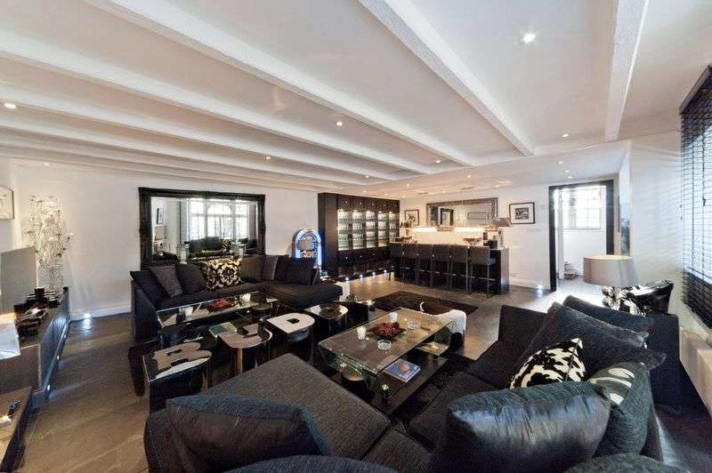 4 Bedrooms House for rent in Lower Terrace, Hampstead, London, NW3
