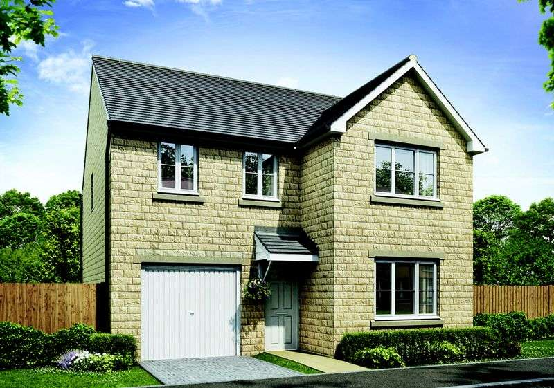 4 Bedrooms Detached House for sale in Hartcliff Meadows - The Keating - 4 Bed Detached
