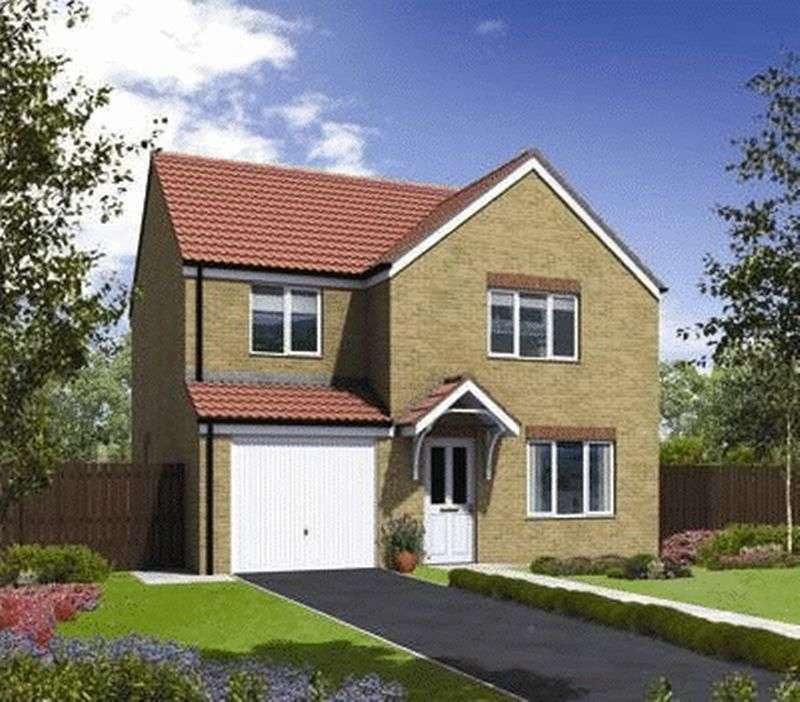 4 Bedrooms Detached House for sale in The Roseberry - Holly Bank - 4 Bed Detached