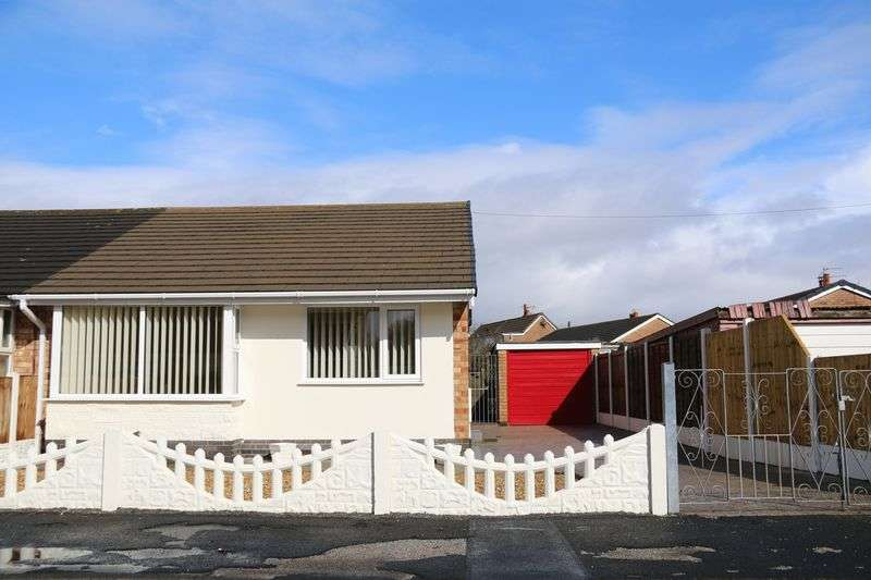 2 Bedrooms Property for sale in 35 Beechfield Avenue, Preesall, Lancs FY6 0PT