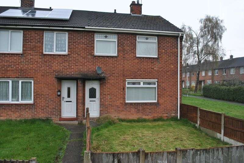 3 Bedrooms Semi Detached House for sale in Cefndre, Wrexham
