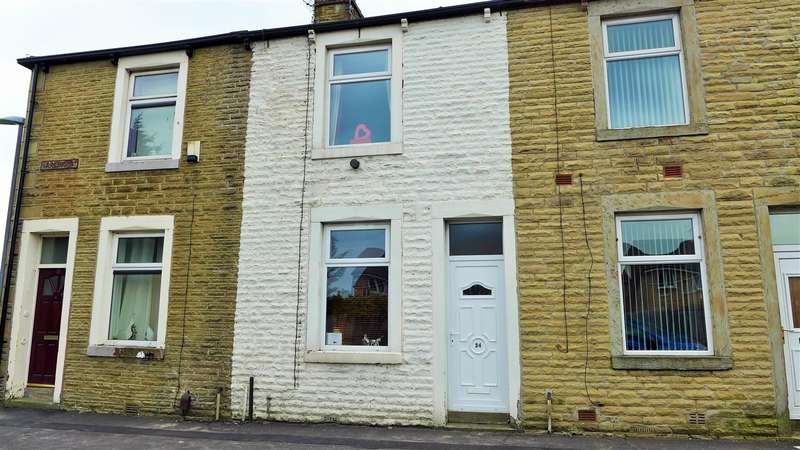 2 Bedrooms Terraced House for sale in Harling Street, Burnley