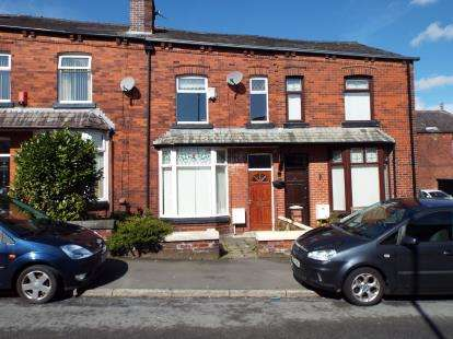 3 Bedrooms Terraced House for sale in Adrian Road, Bolton, Greater Manchester, BL1