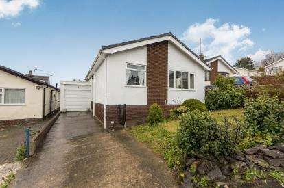 2 Bedrooms Bungalow for sale in Erw Fawr, Henryd, Conwy, LL32