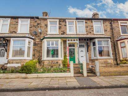 3 Bedrooms Terraced House for sale in Taunton Road, Blackburn, Lancashire