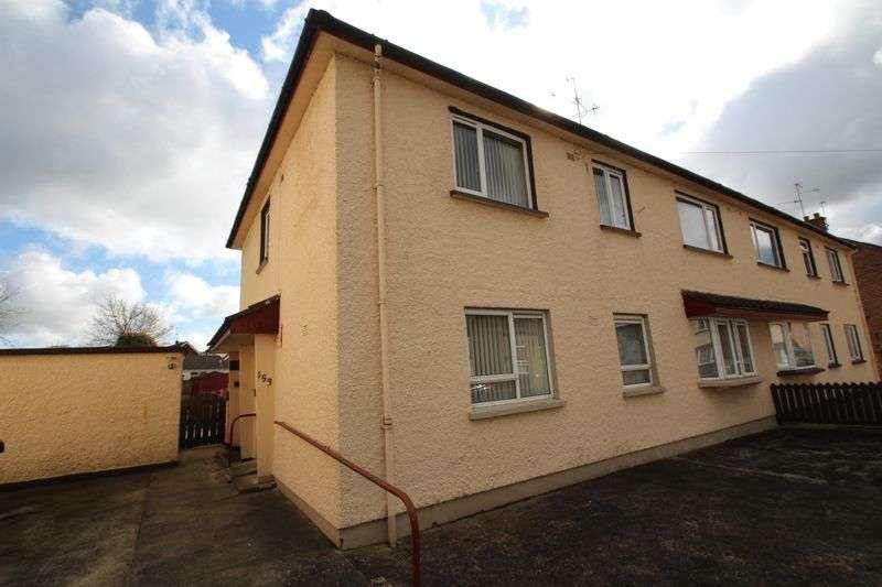 2 Bedrooms Flat for sale in 153 Westland Road, Portadown